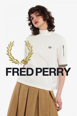 Clothes, shoes & accessories offers in the Fred Perry catalogue ( Expires Today)
