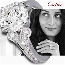 Offers from Cartier in the Singapore leaflet