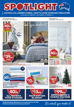 Home & Furniture offers in the Spotlight catalogue in Singapore ( 4 days left )