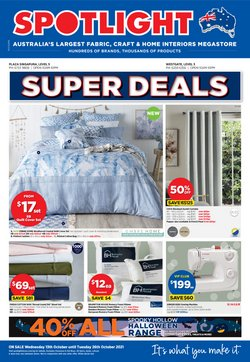 Home & Furniture offers in the Spotlight catalogue ( 4 days left)