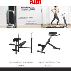 AIBI offers in the AIBI catalogue ( 5 days left)