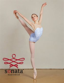 Offers from Sonata Dancewear in the Singapore leaflet