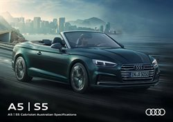 Offers from Audi in the Singapore leaflet