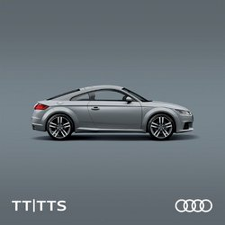 Cars, motorcycles & spares offers in the Audi catalogue ( More than a month )