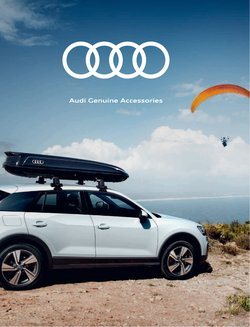 Cars, motorcycles & spares offers in the Audi catalogue ( More than a month)