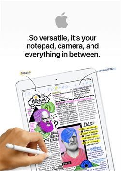 Offers from Apple in the Singapore leaflet