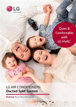 Offers from LG Electronics in the Singapore leaflet