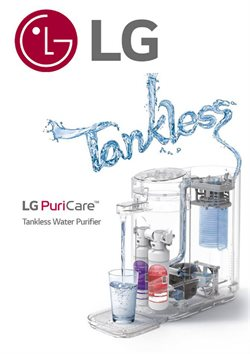 Electronics & Appliances offers in the LG Electronics catalogue in Singapore