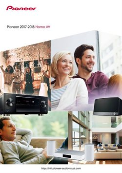 Offers from Pioneer Electronics in the Singapore leaflet