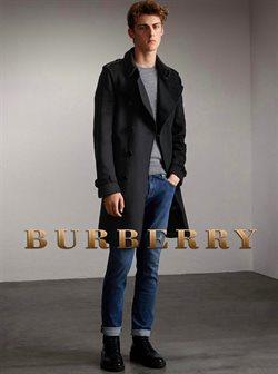 Offers from Burberry in the Singapore leaflet