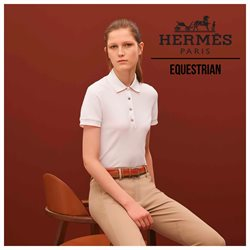 Offers from Hermès in the Singapore leaflet
