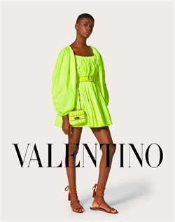 Valentino catalogue in Singapore ( More than a month )