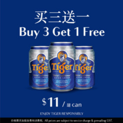 Offers from Imperial Treasure in the Singapore leaflet