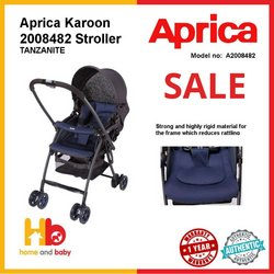 Kids, Toys & Babies offers in the Aprica catalogue ( 29 days left)