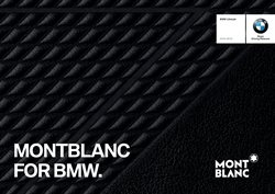 Mont Blanc catalogue ( Expired )