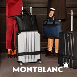 Mont Blanc catalogue in Singapore ( More than a month )