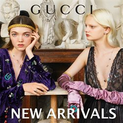 Offers from Gucci in the Singapore leaflet