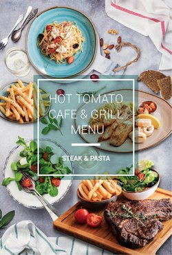 Hot Tomato offers in the Hot Tomato catalogue ( 3 days left)