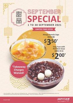 Kopitiam offers in the Kopitiam catalogue ( 10 days left)