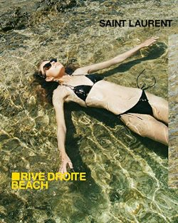 Yves Saint Laurent catalogue ( Expired )