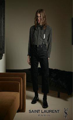 Yves Saint Laurent catalogue ( More than a month )