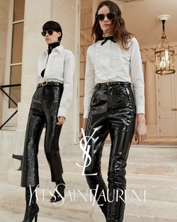 Yves Saint Laurent offers in the Yves Saint Laurent catalogue ( More than a month)