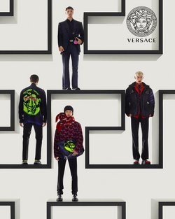 Versace offers in the Versace catalogue ( More than a month)