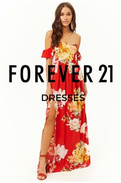 Offers from Forever 21 in the Singapore leaflet