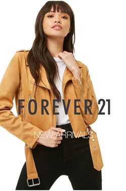 Clothes, shoes & accessories offers in the Forever 21 catalogue in Singapore