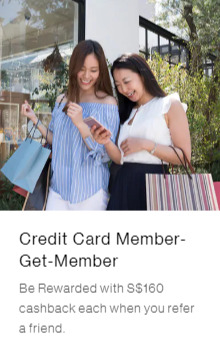 Offers from Standard Chartered Bank in the Singapore leaflet