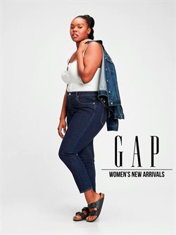 Clothes, shoes & accessories offers in the GAP catalogue ( 5 days left)