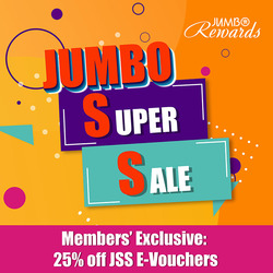 JUMBO Seafood coupon in Singapore ( 26 days left )