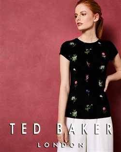 Offers from Ted Baker in the Singapore leaflet