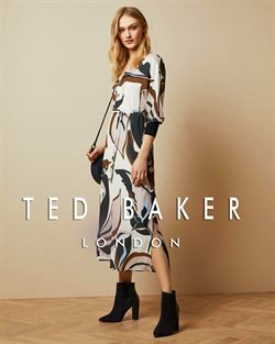 Ted Baker catalogue in Singapore ( More than a month )