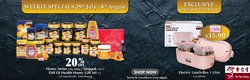 Beauty & Health offers in the Eu Yan Sang catalogue ( 2 days left)