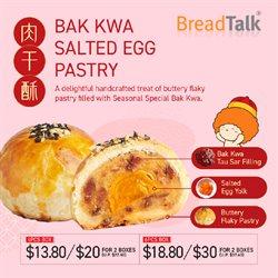 BreadTalk catalogue ( Expired )