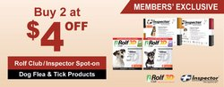 Travel & Leisure offers in the Pet Lovers Centre catalogue ( 10 days left)