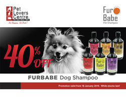 Offers from Pet Lovers Centre in the Singapore leaflet