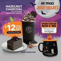 The Coffee Bean offers in the The Coffee Bean catalogue ( 5 days left)