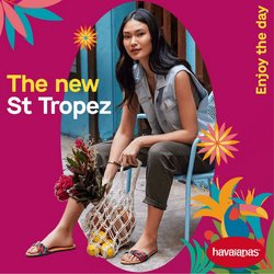 Havaianas offers in the Havaianas catalogue ( More than a month)