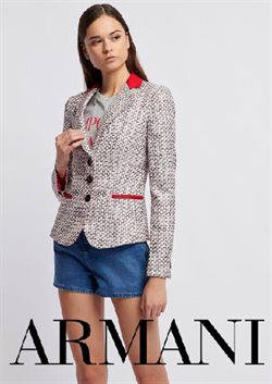 Offers from Armani in the Singapore leaflet