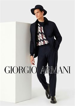 Armani catalogue ( 22 days left )