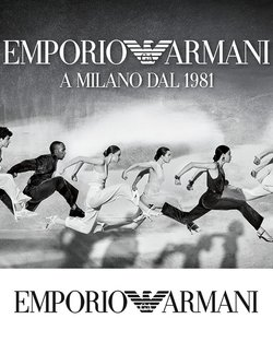 Premium Brands offers in the Armani catalogue ( 15 days left)