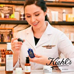 Beauty & Health offers in the Kiehl's catalogue in Singapore ( More than a month )