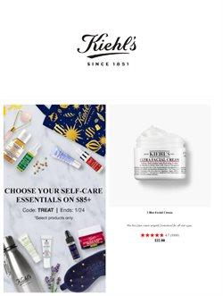 Kiehl's catalogue ( Expired )