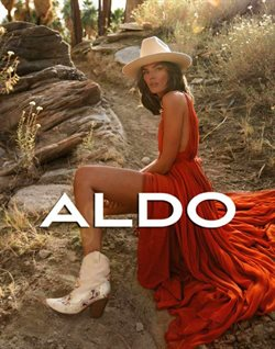 Beauty & Health offers in the Aldo catalogue ( More than a month )