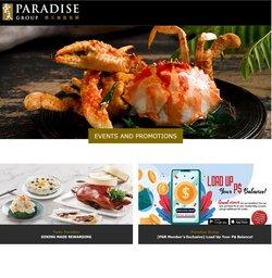 Taste Paradise catalogue ( 7 days left )