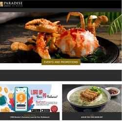 Canton Paradise offers in the Canton Paradise catalogue ( Expires Today)
