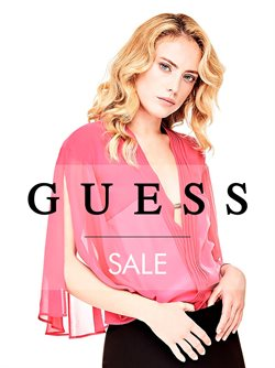 Offers from Guess in the Singapore leaflet