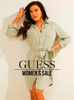 Guess offers in the Guess catalogue ( 22 days left)